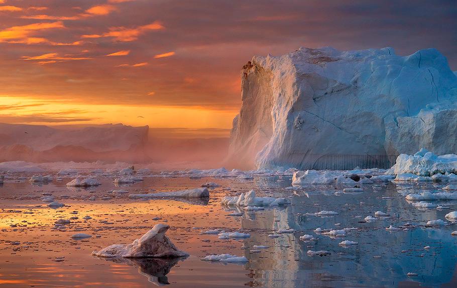 Viaggio fotografico in Groenlandia tra gli iceberg di Disko Bay