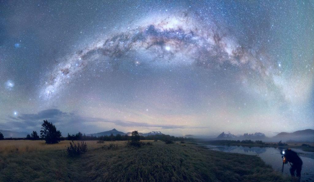 Patagonia Viaggio fotografico - Via Lattea